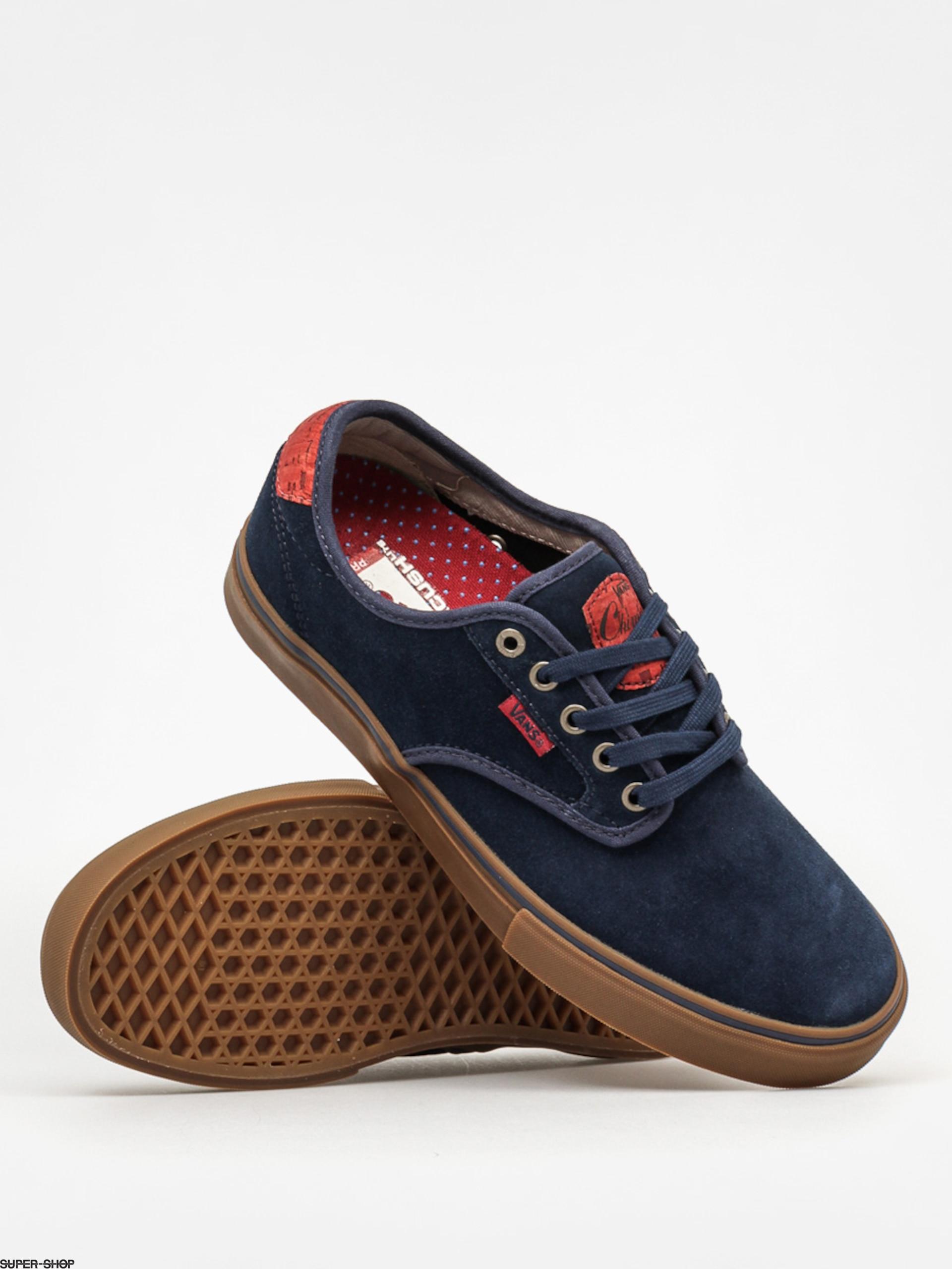 31d6a8340c226c Vans Shoes Chima Ferguson Pro (suede navy gum)