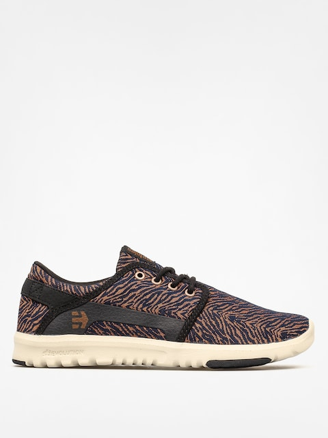 Etnies Shoes Scout Wmn (black/brown)
