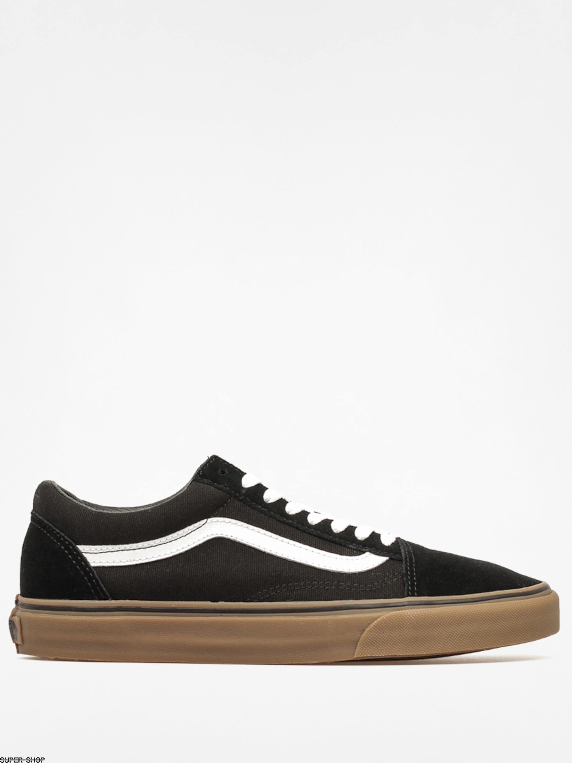 dc1dc18ce60f Vans Shoes Old Skool (gumsole black medium gum)