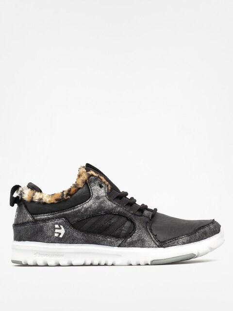 Etnies Shoes Scout MT Wmn (black/grey/white)