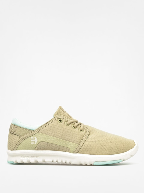 Etnies Schuhe Scout Wmn (olive/white)