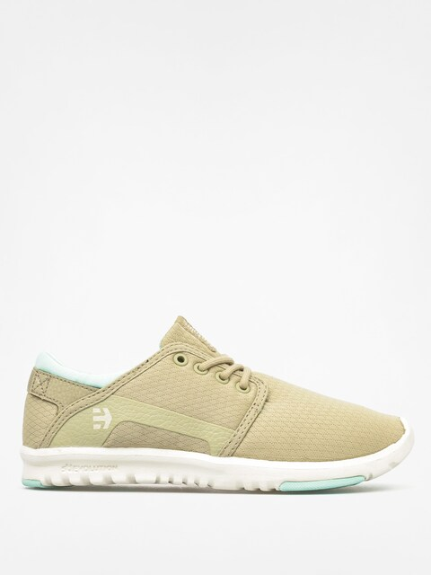 Etnies Shoes Scout Wmn (olive/white)