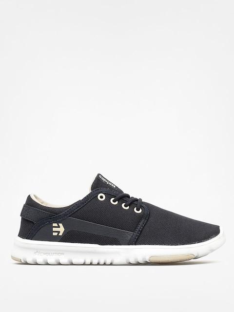 Etnies Shoes Scout Wmn (navy/tan/white)