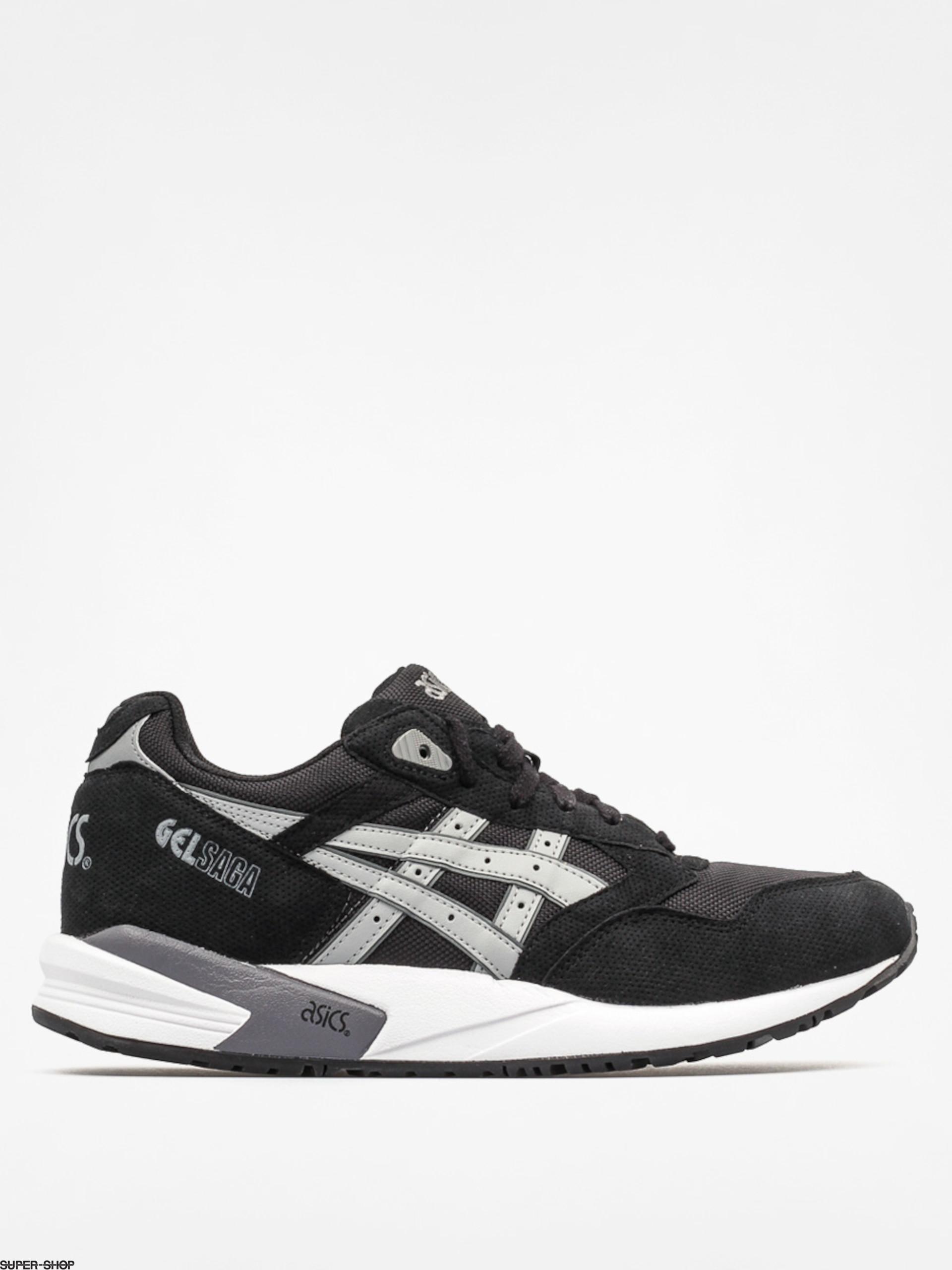 Asics Shoes Gelsaga (black/light grey)