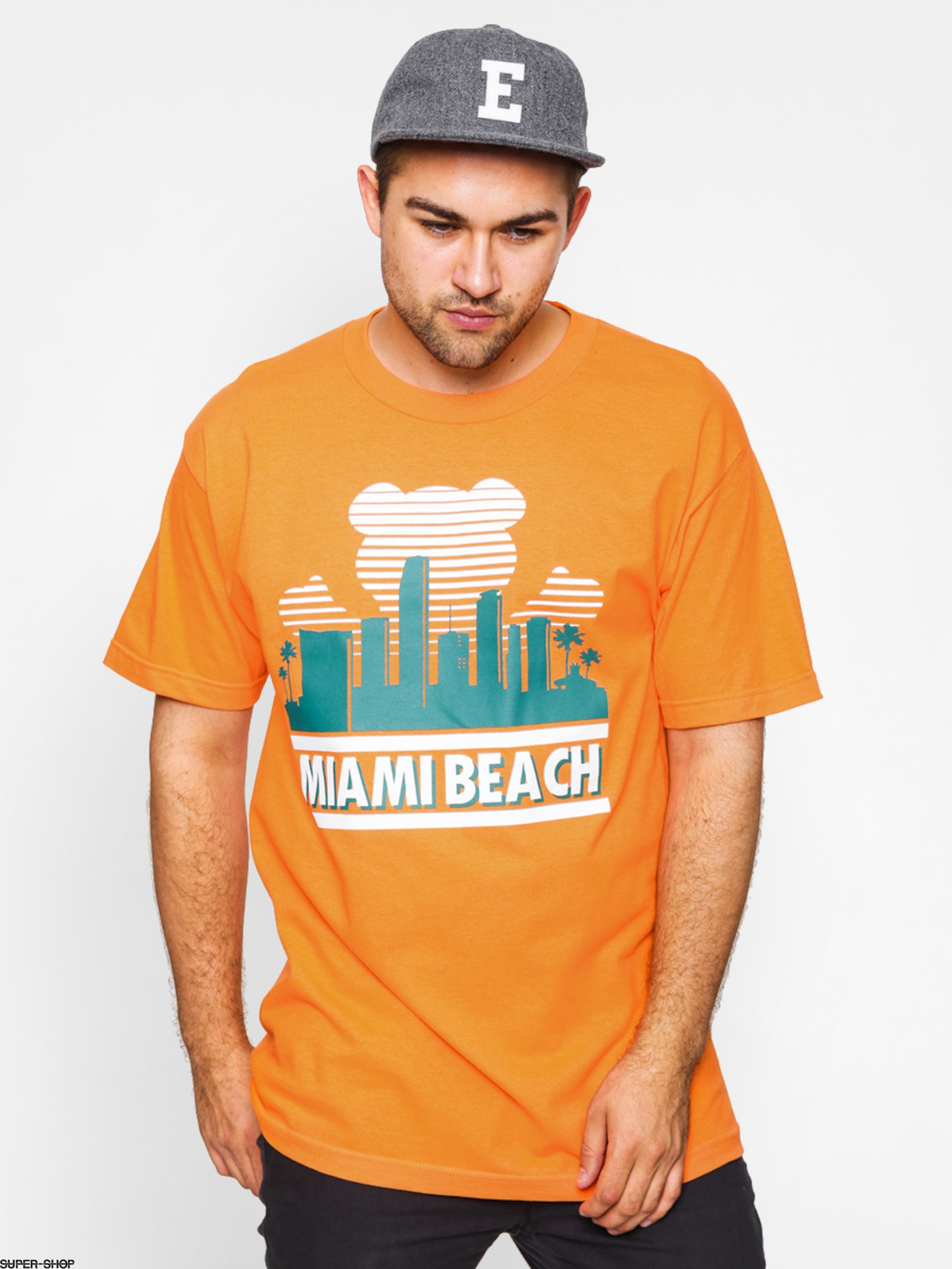 Diamond Grizzly T-shirt Sunny Nights Tee