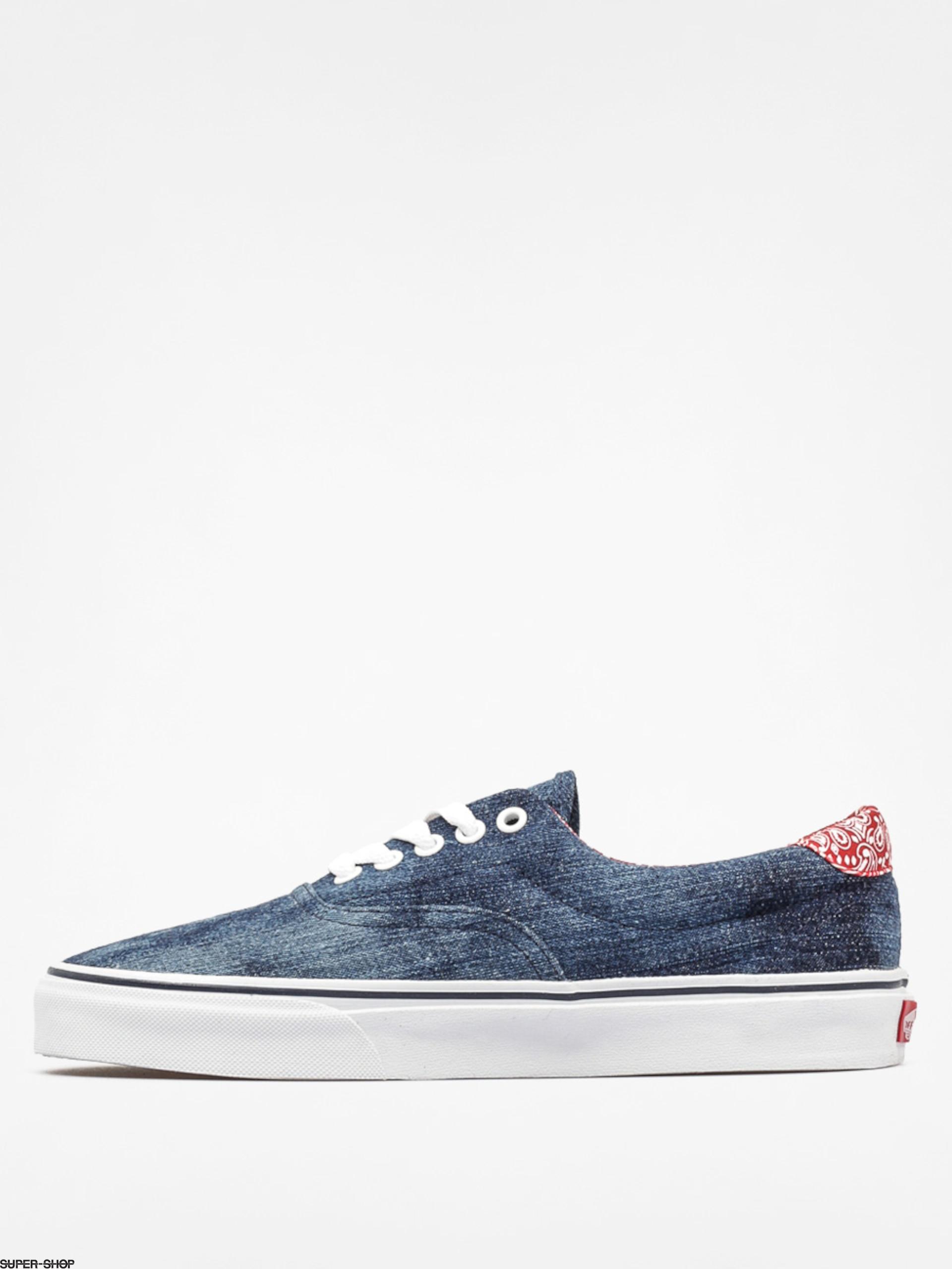 Vans Shoes Era 59 (acid denim/blue/bandana)