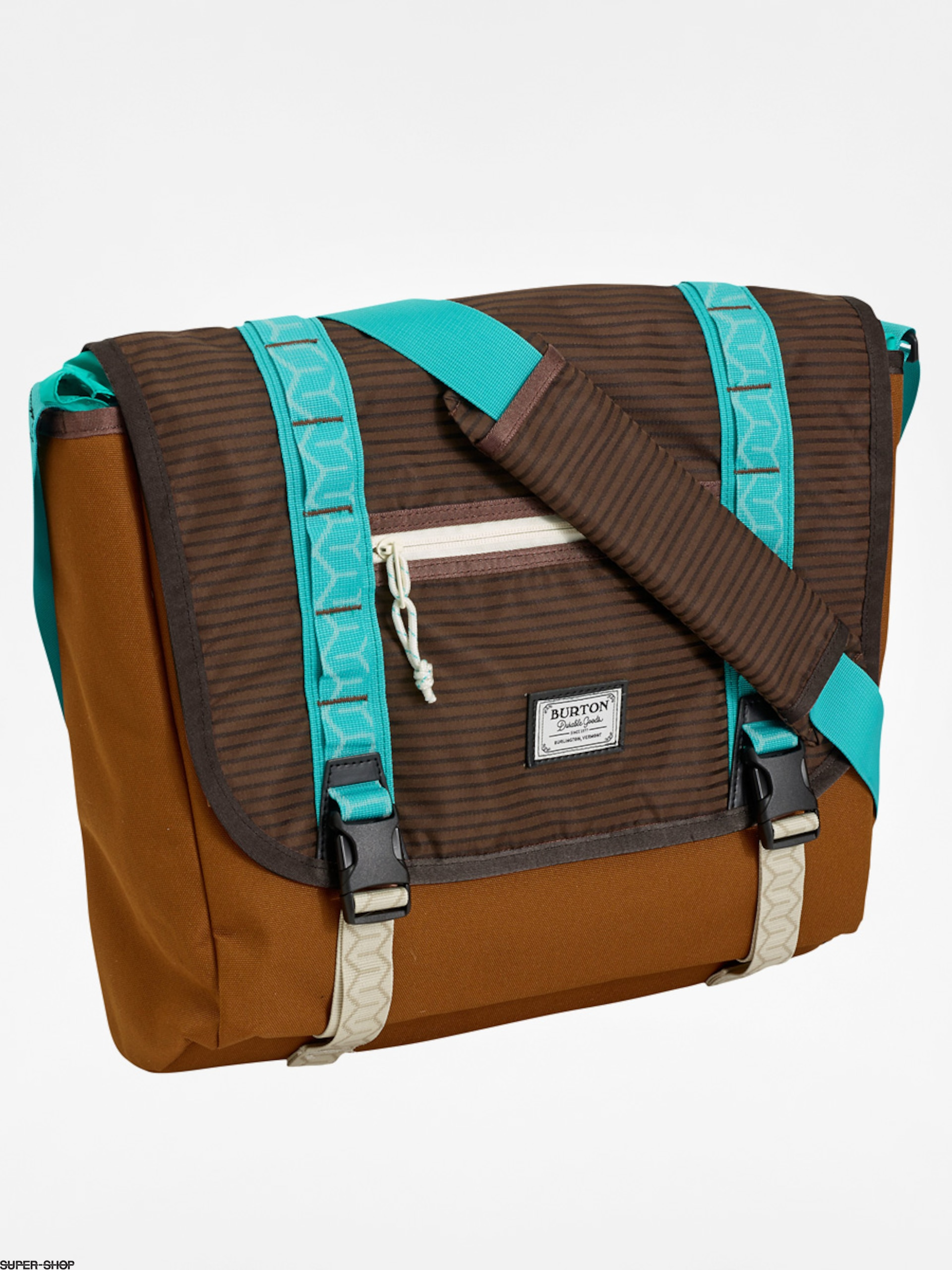 Burton Travel bag Flint Messenger (beaver tail crinkle)