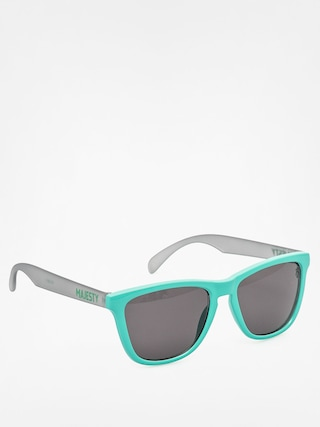 Majesty Sunglasses Shades M (mint/frost grey black lenses)