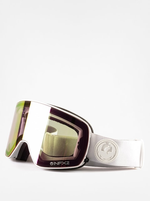 Dragon Goggles NFX2 Two (whiteout/pink ion+ionized)