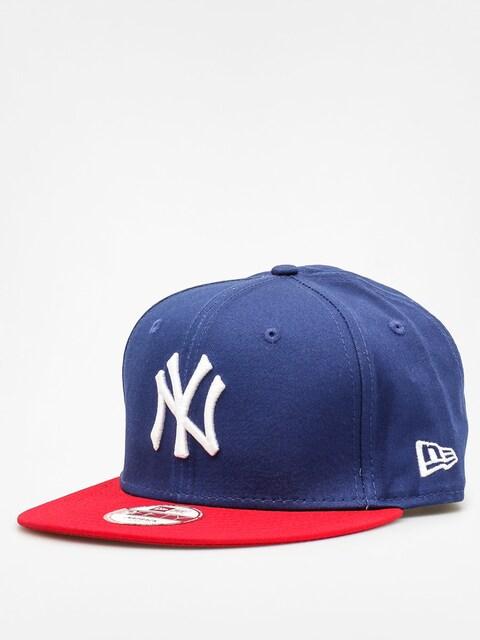New Era Cap Mlb Cotton Bl New York Yankees ZD (royal/red)