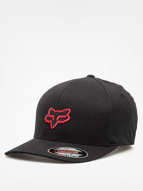 Fox Cap Legacy ZD (black/red)