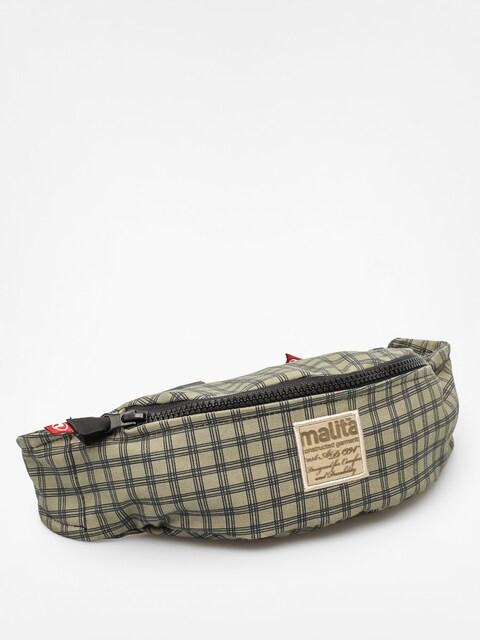 Malita Bum bag Classic Checked (khaki)