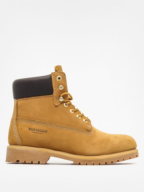 Bustagrip winter shoes King (yellow)
