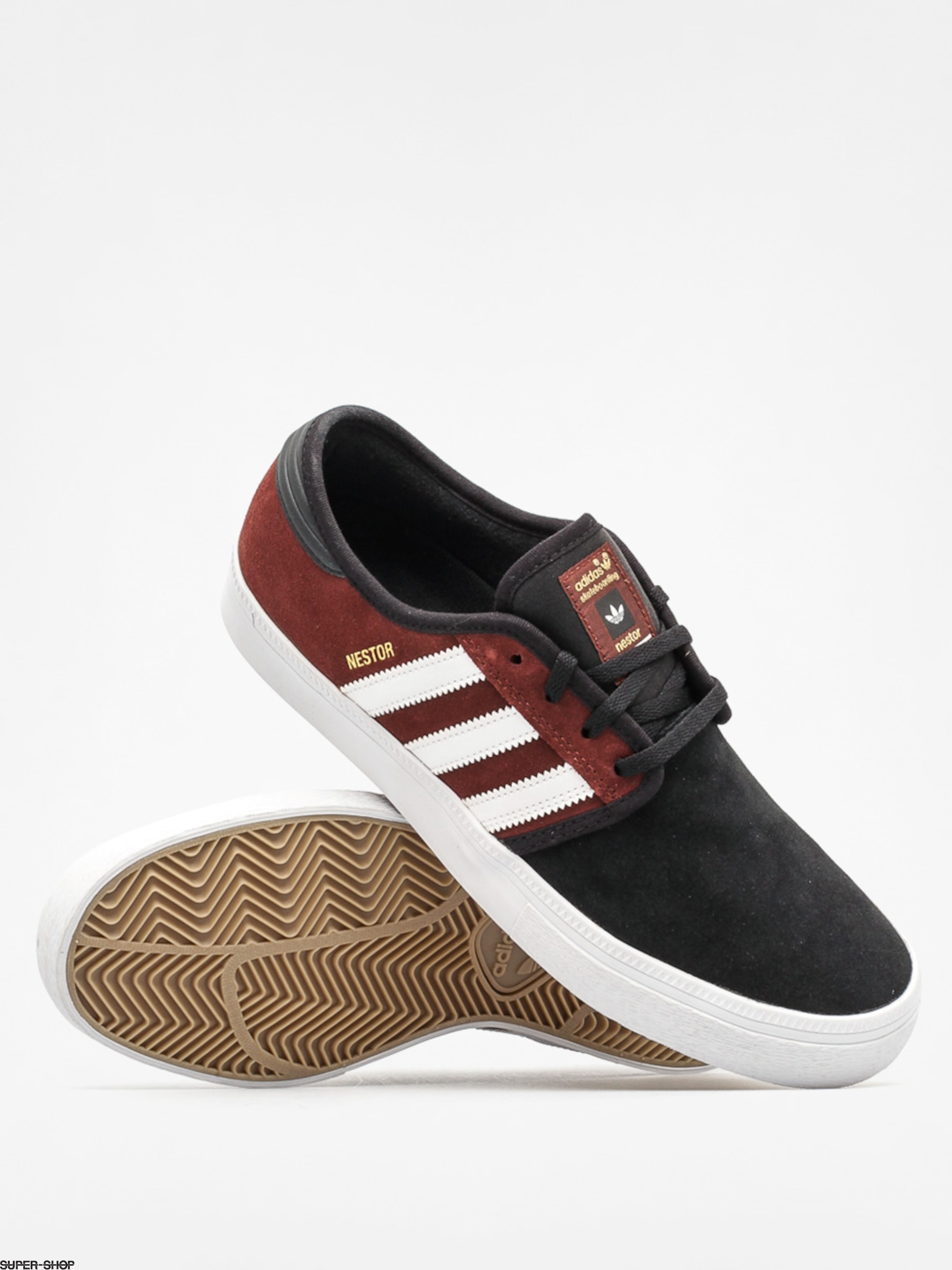 adidas Shoes Seeley Adv (drkrus/ftwwht