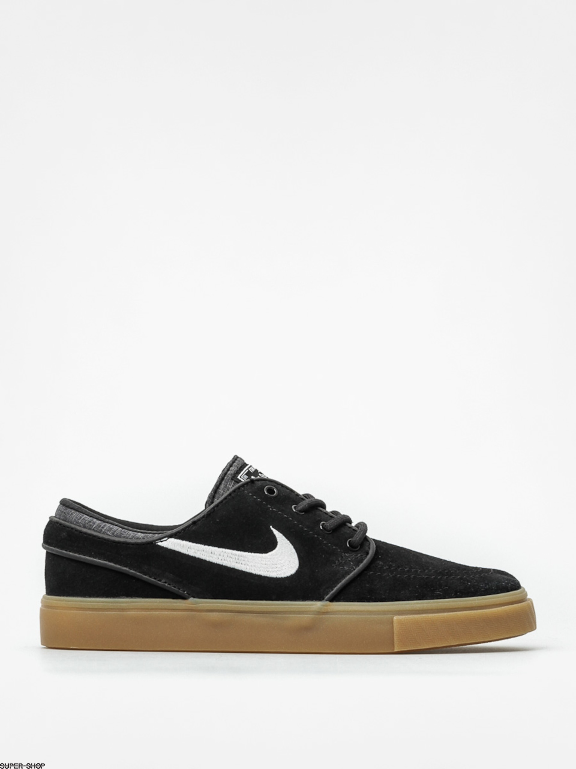 Nike Shoes Zoom Stefan Janoski (black/white gum light brown)