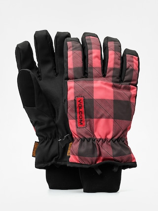 Volcom Gloves Rockaway (red)