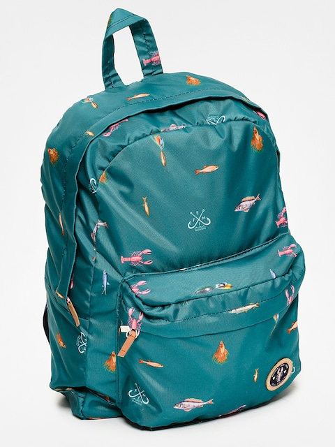 Femi Pleasure Backpack Oki Wmn (fish)
