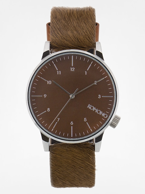Komono Watch Winston Monte Carlo (brown pony)