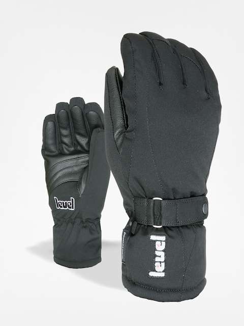 Level Gloves snowboardowe Hero Wmn (blk)