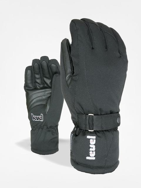 Level Handschuhe snowboardowe Hero Wmn (blk)