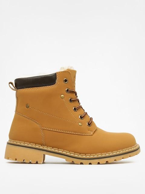 Smith's Schuhe Work 056 Wmn (camel)