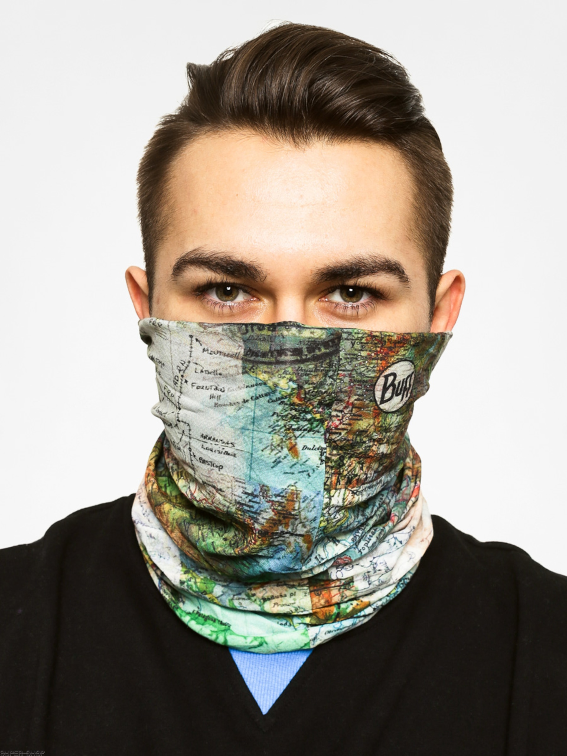 Buff Bandana Original (itinerary)