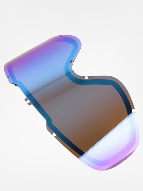 Dragon Ersatzglas crossowych MDX2 RPL (blue steel)
