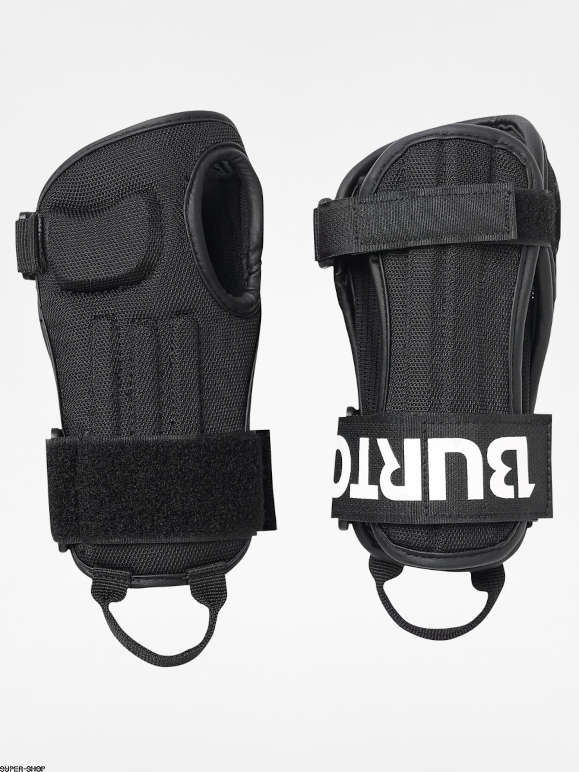 Burton Schützer Adult Wrist Guards (true black)