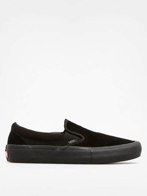 Vans Schuhe Slip On Pro (blackout)