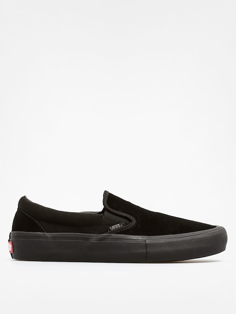 Vans Shoes Slip On Pro (blackout)