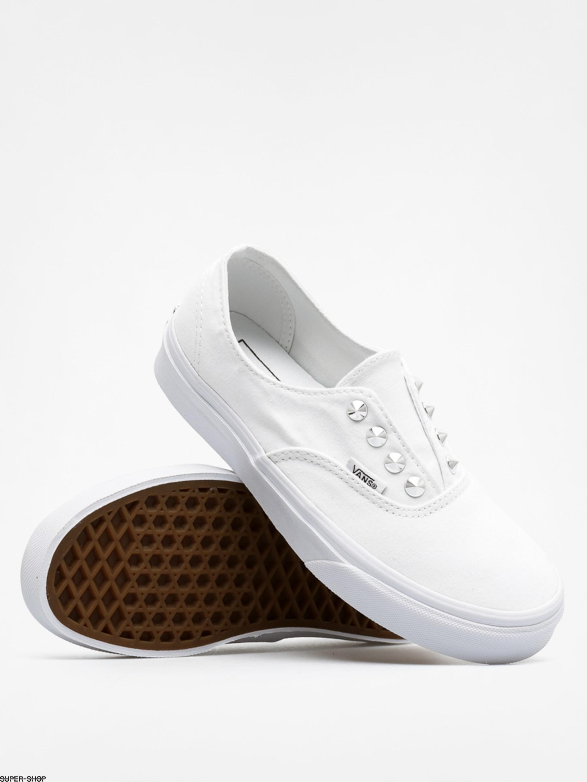 e0e8442955 Vans Shoes Authentic Gore (studs true white)