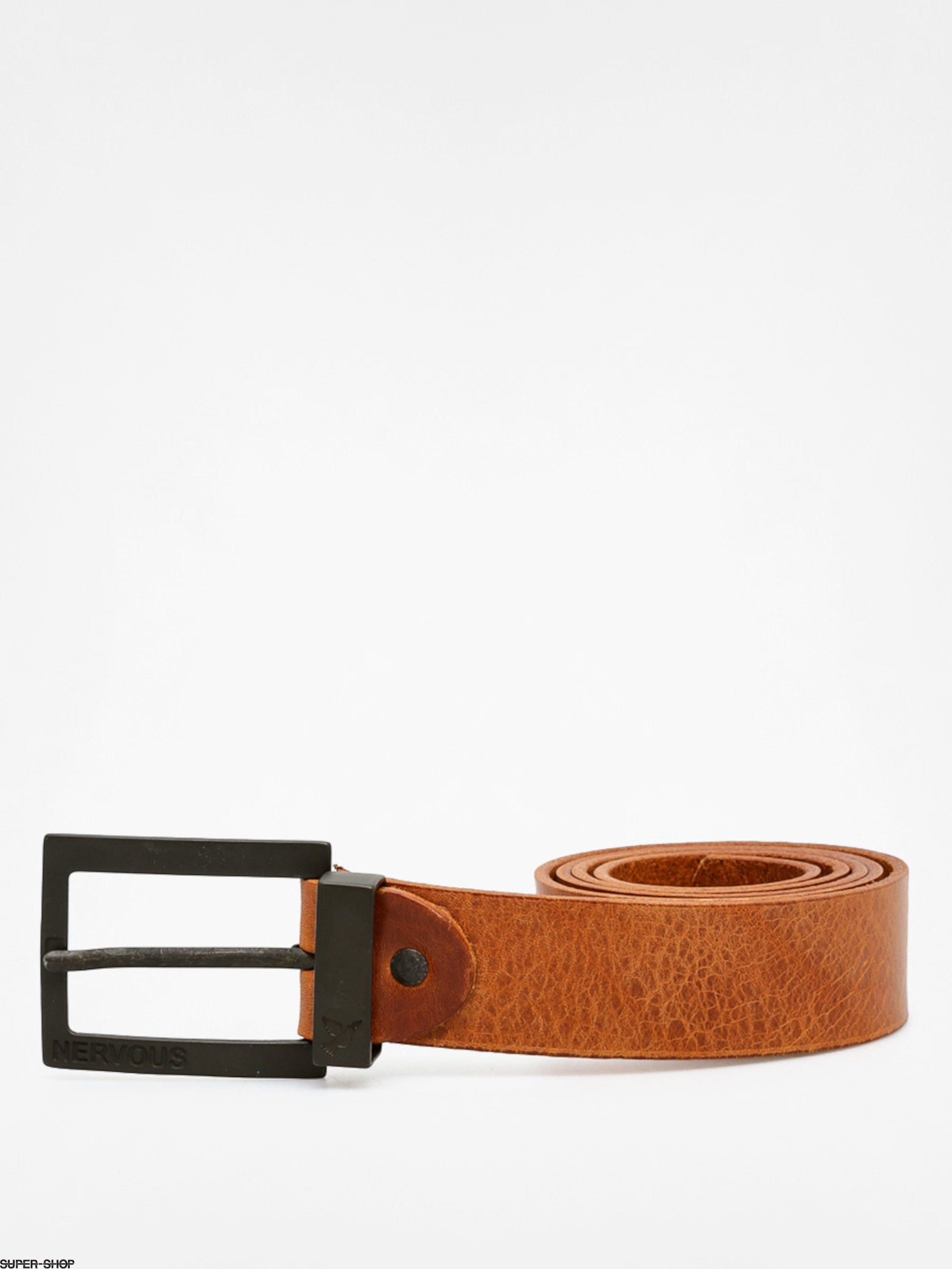 Nervous Belt Classic Leather (brown/black)