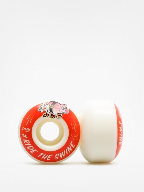 Pig Wheels Ride (orange)