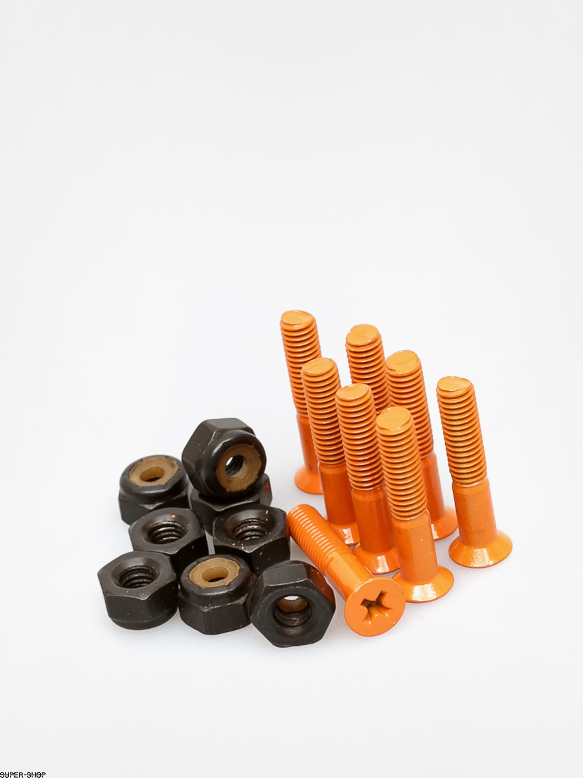Bro Style Bolts Hardware Phillips Head (orange/black)