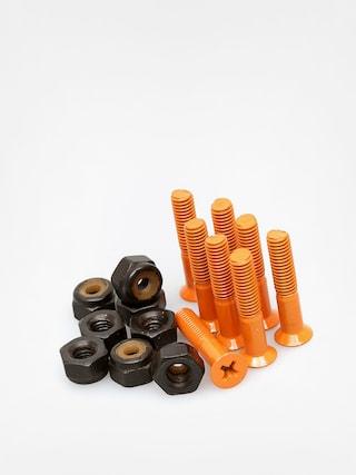Bro Style Bolts Hardware Phillips Head (orange/black)