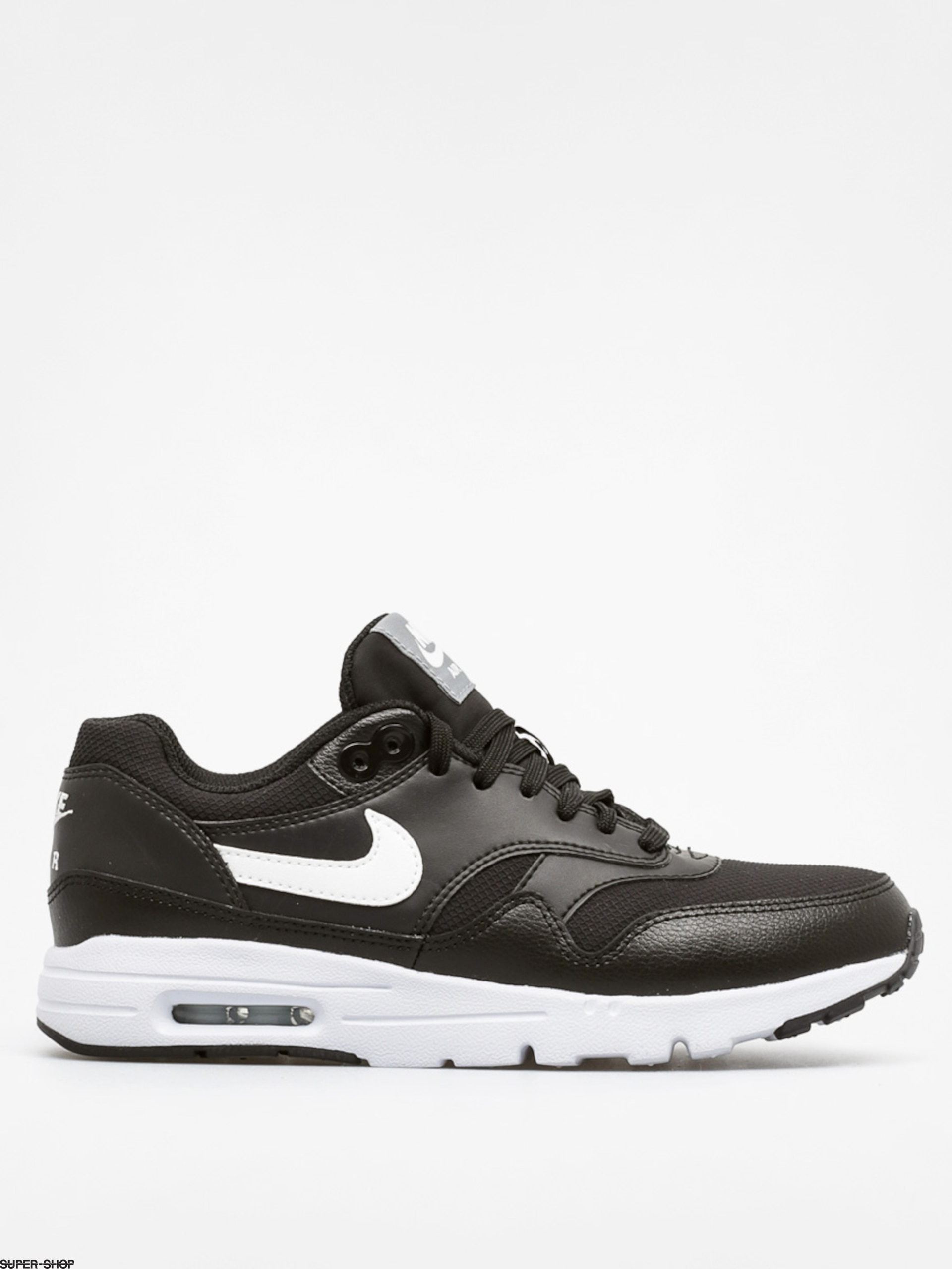 Nike Sneakers Air Max 1 Ultra Essentials Wmn (black/white stealth pr pltnm)