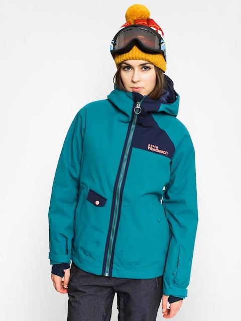 Westbeach Snowboard jacket Kinsac Wmn (seaweed)