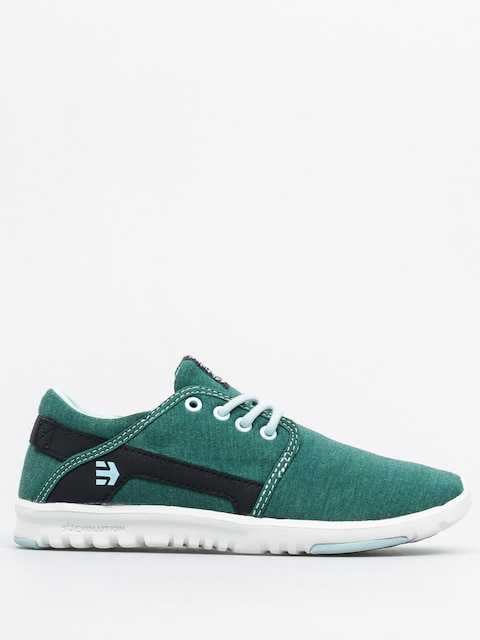 Etnies Sneakers Scout Wmn (green/heather)