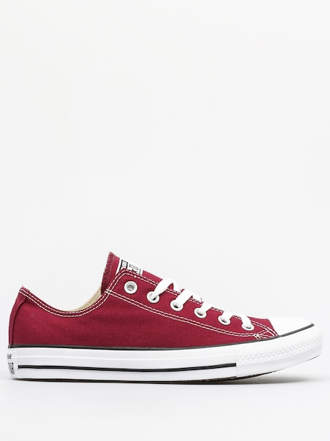 Converse Chucks Chuck Taylor All Star OX (maroon)