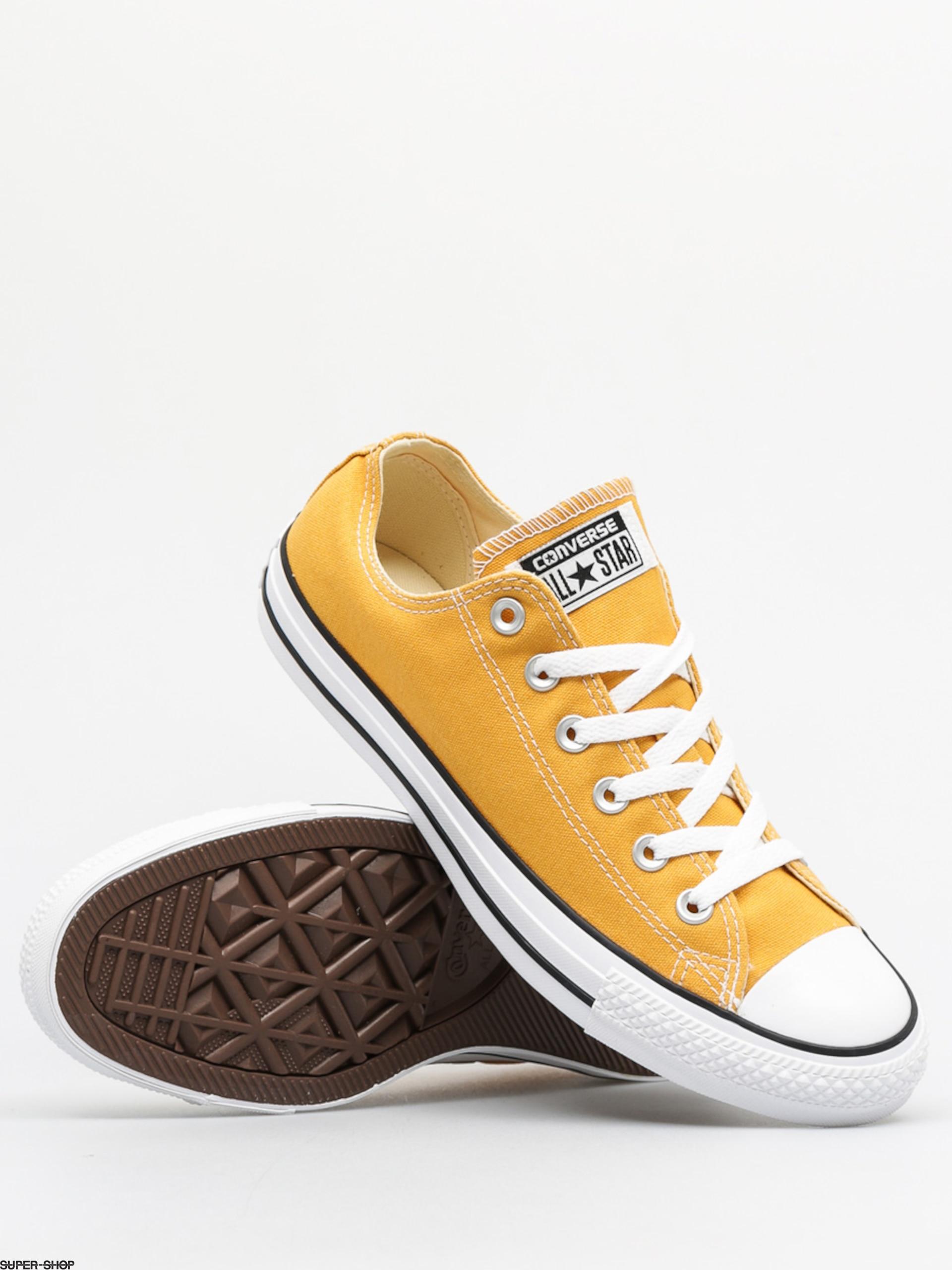 32a3256f9f4d Converse Chucks Chuck Taylor All Star OX (solar orange)