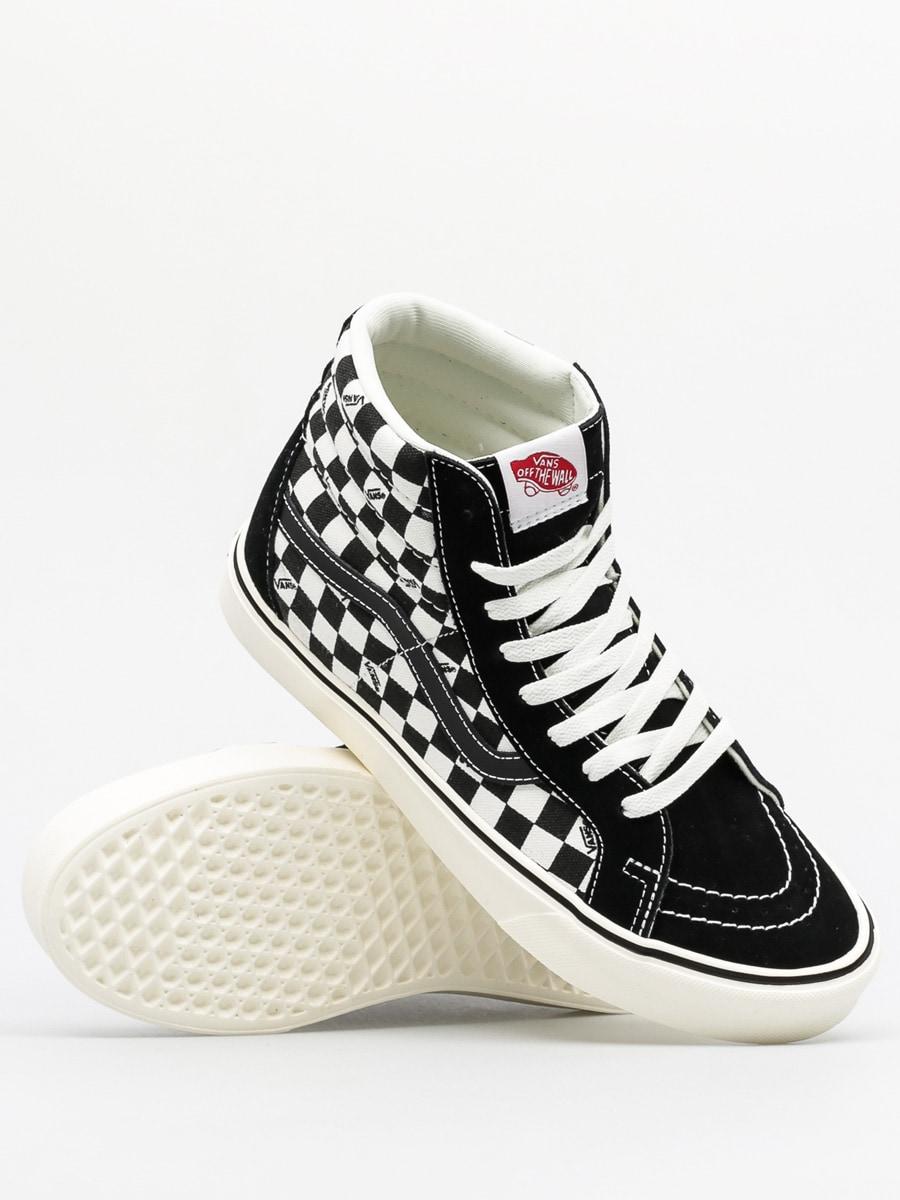 Vans Shoes Sk8 Hi Lite + (reissue/black