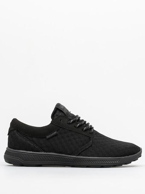 Supra Sneakers Hammer Run (black/black black)