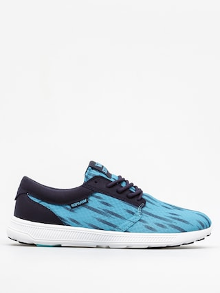 Supra Sneakers Hammer Run (neon blue/navy white)