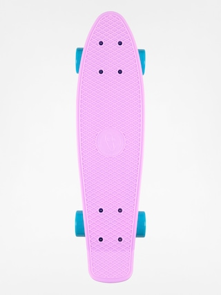 Fish Skateboards Cruiser 01 (sum purple/silver/blue)
