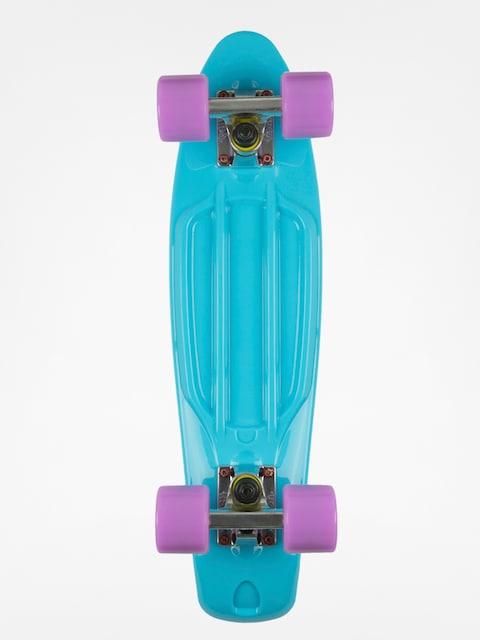 Fish Skateboards Cruiser 01 (sum blue/silver/purple)