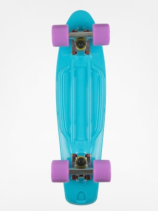 Fish Skateboards Cruiser 01 (sum blue/silver/purple)