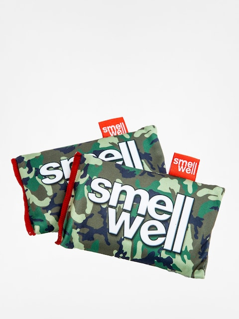 SmellWell freshener (Green Camo)