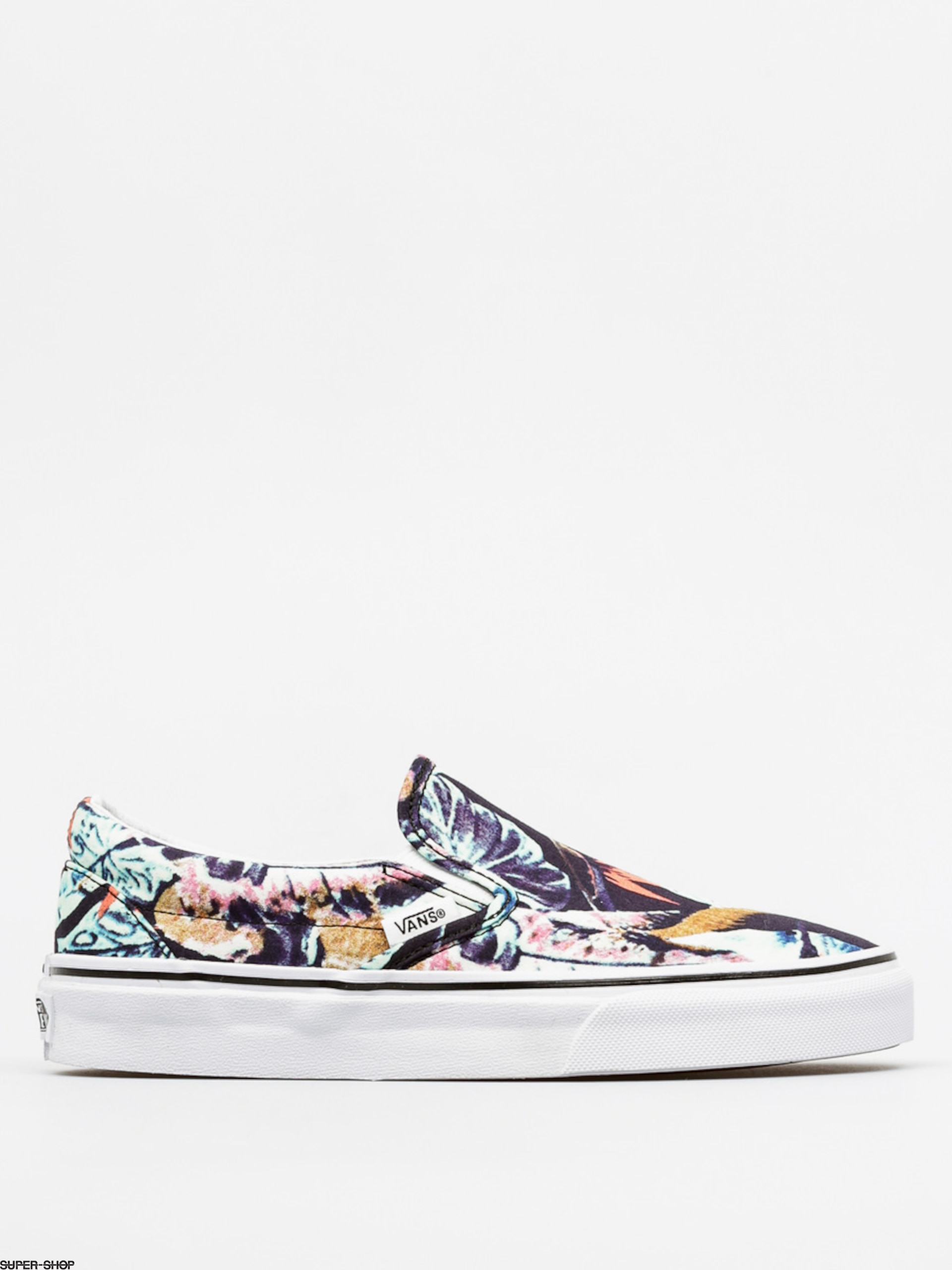 quality footwear get cheap Vans Shoes Classic Slip On (tropical/multi/black)