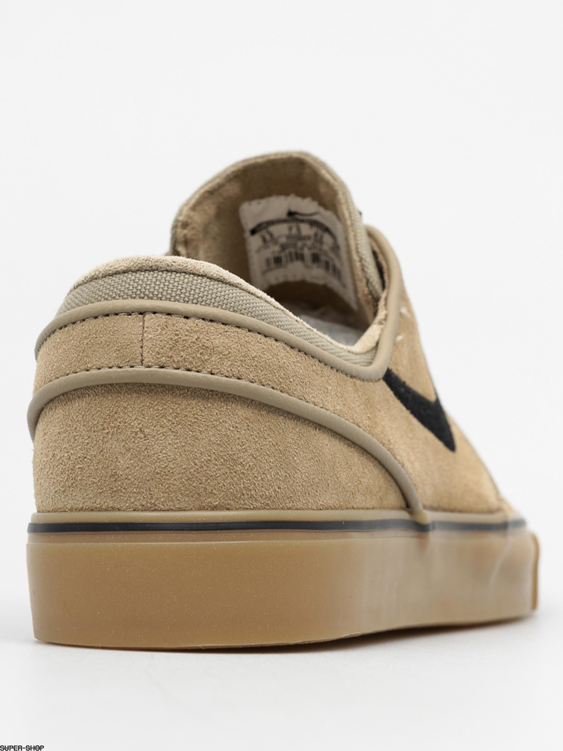 outlet store 8a793 5d582 Nike SB Shoes Zoom Stefan Janoski (khaki black gum light brown)