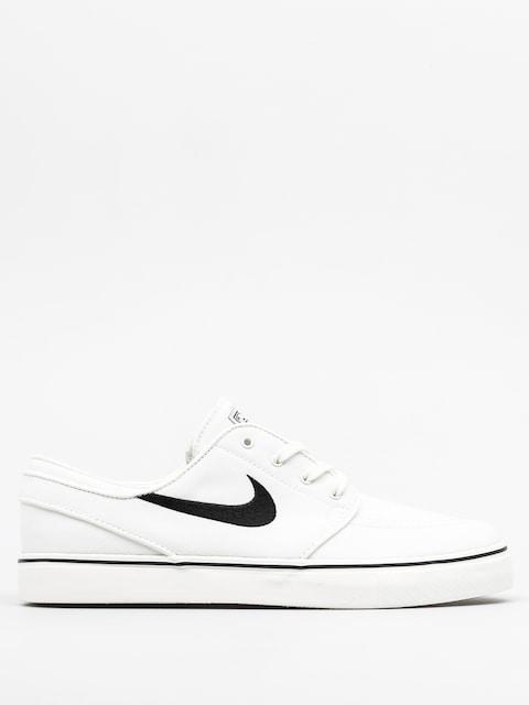Nike SB Schuhe Zoom Stefan Janoski Cnvs (summit white/black)
